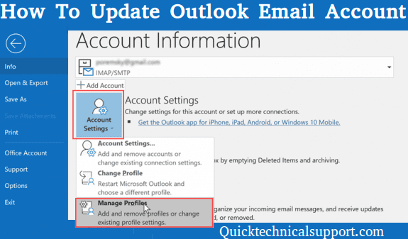 How-To-Update-Outlook-Email