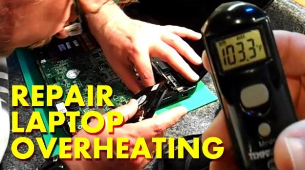 Laplop-overheating
