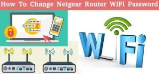 change-Netgear-router-wifi-password