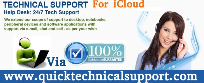 iCloud Technical Support