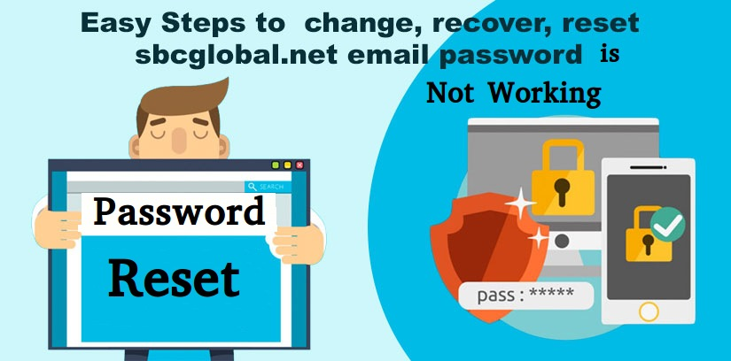 sbcglobal password reset